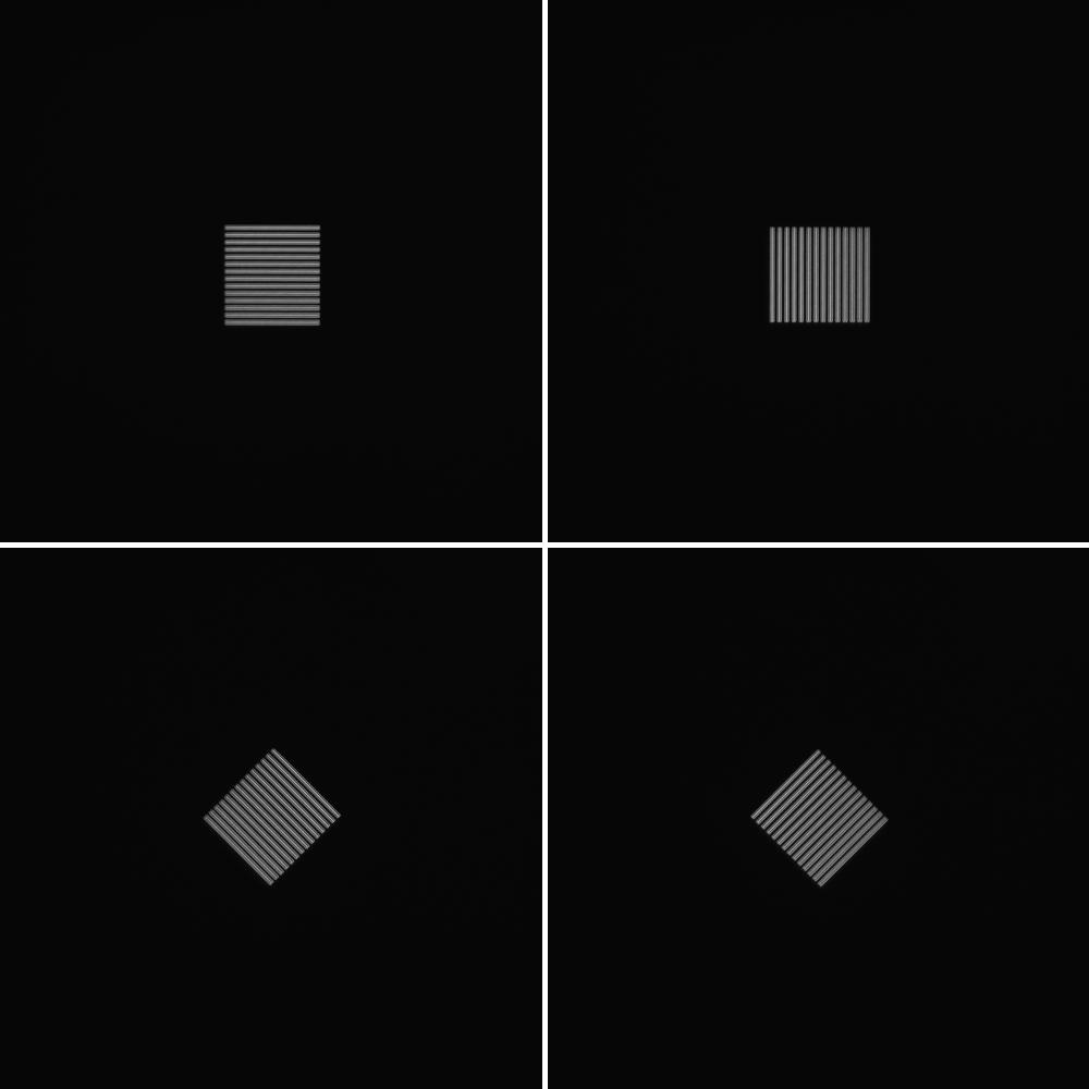 Argo-SIM resolution patterns