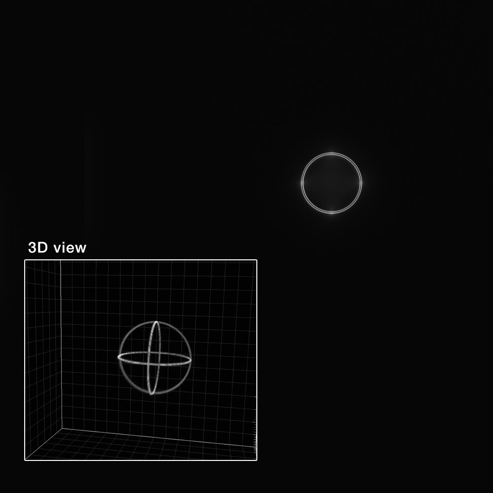 Argo-SIM sphere patterns