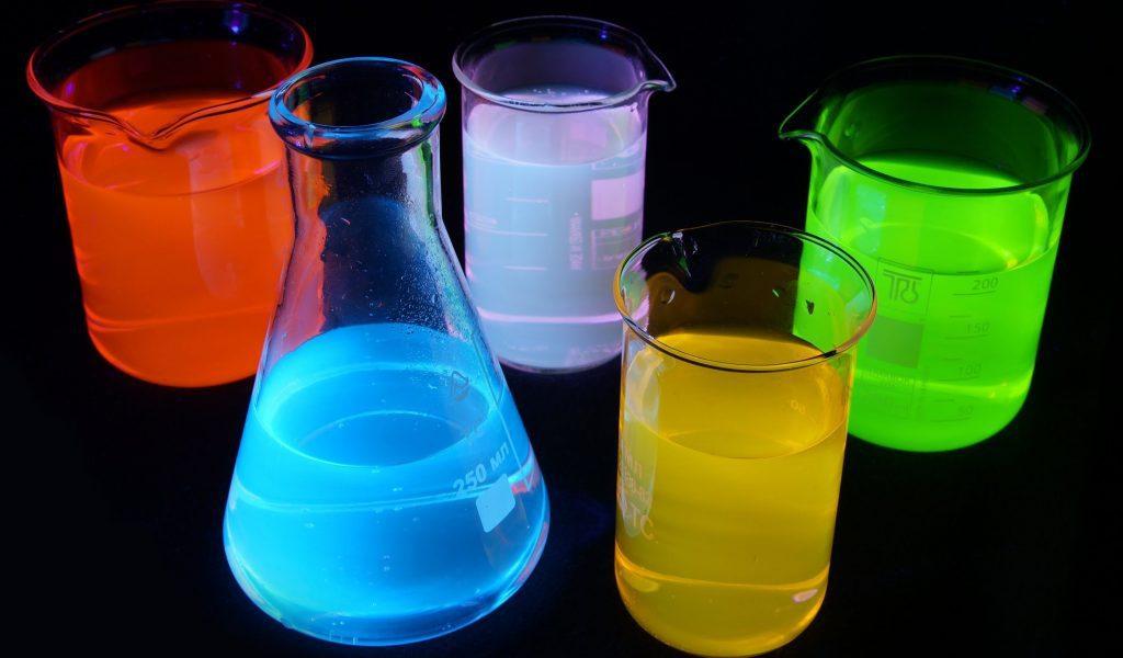 fluorescent-fluids