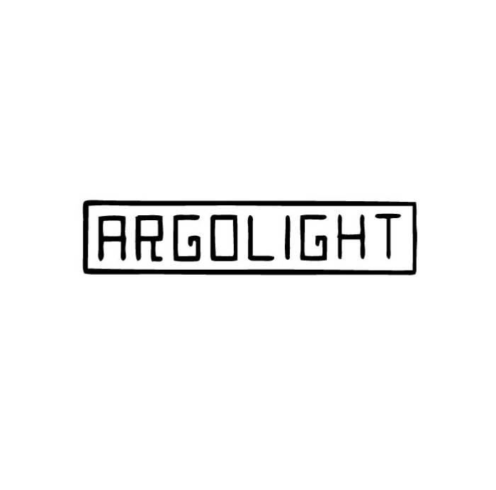 Argolight logo pattern of Argolight slides