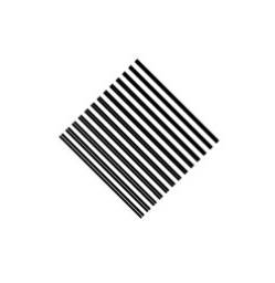 Gradually Spaced Lines  pattern of Argolight slides