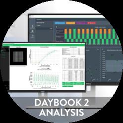 Photo of Daybook 2 Analysis module