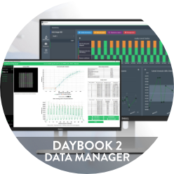Photo of Daybook 2 Data Manager module