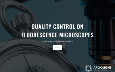 Quality control: What is it and why should we perform it?