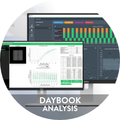 Photo of Daybook 2 Analysis module