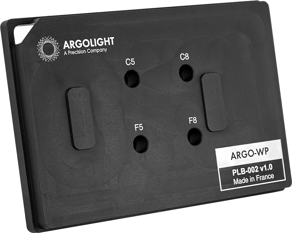 image Argo WP calibration plate