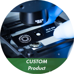 Custom Product button