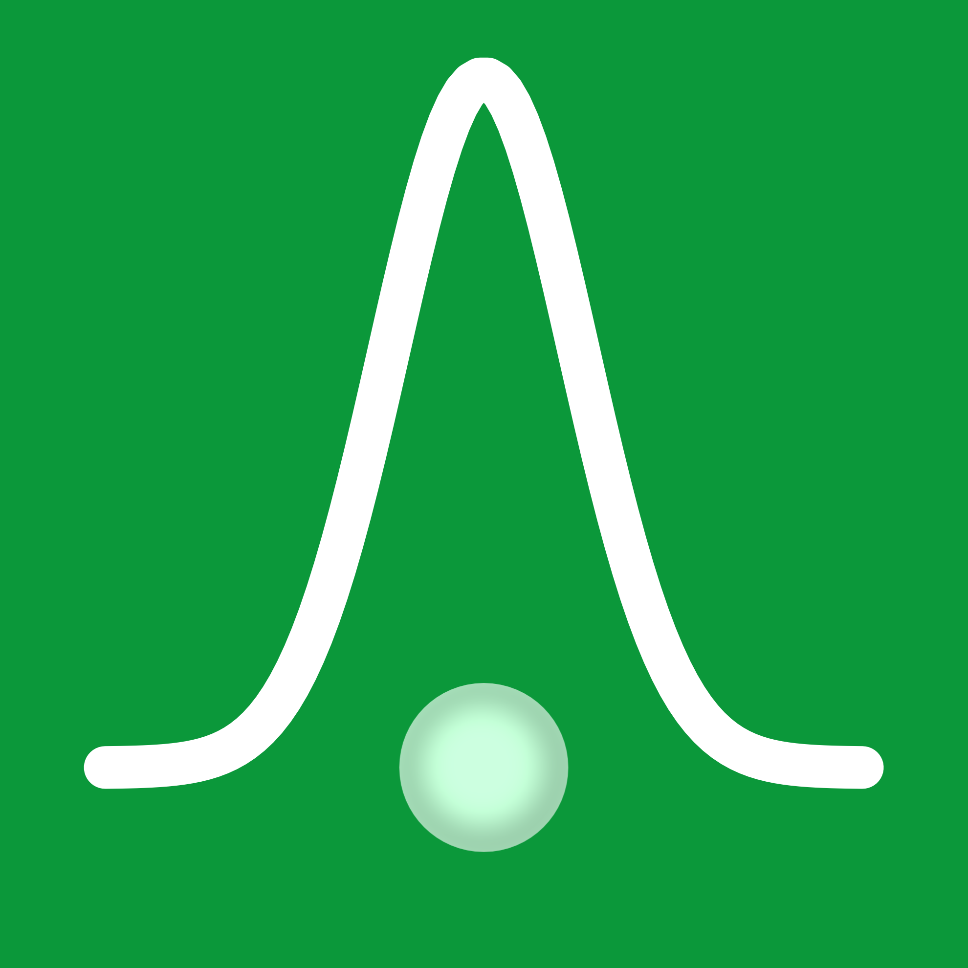 Point spread function test icon
