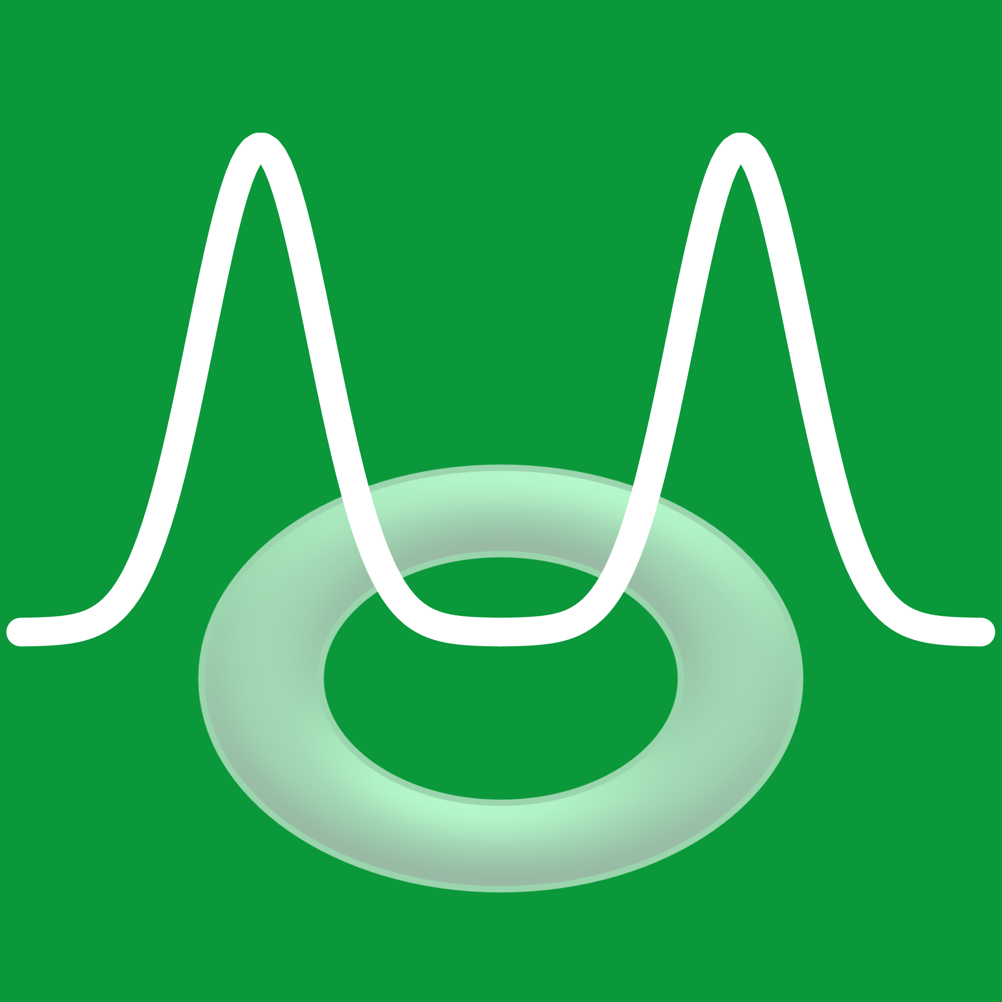 Ring spread function test icon